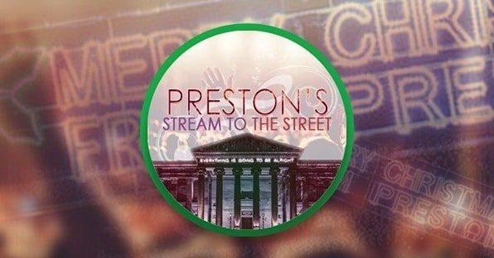Christmas Stream to the Street logo