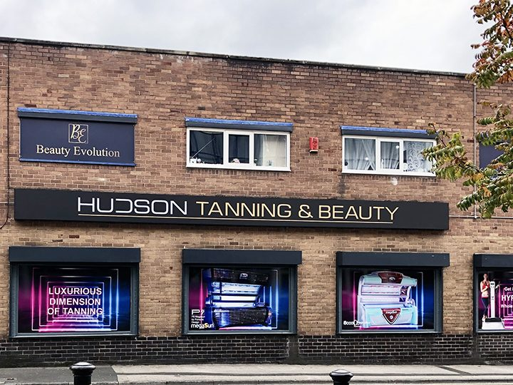 Hudson Tanning and Beauty is located in Heatley Street