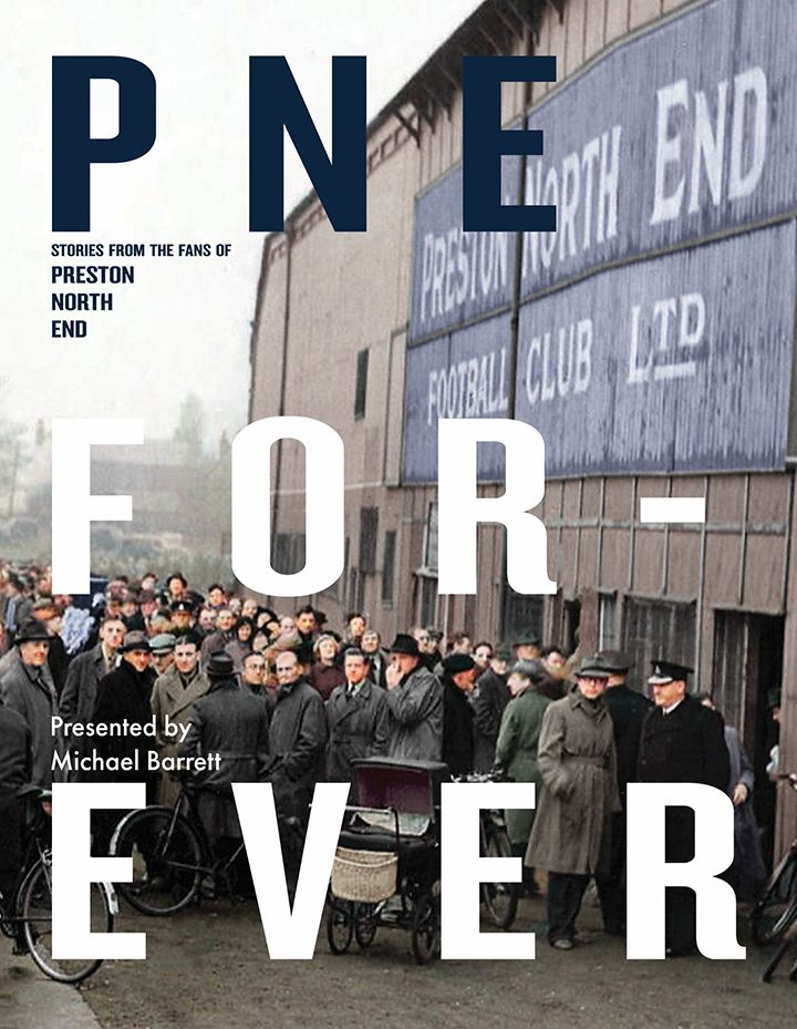 The front cover of PNE Forever Pic: Michael Barrett