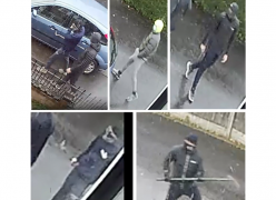 CCTV images by Lancashire police.