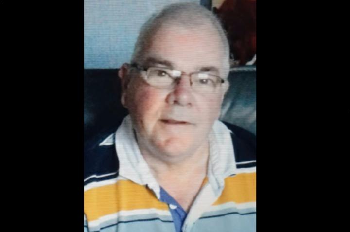 Missing man, Roger Potter, 70. Pic: Preston police