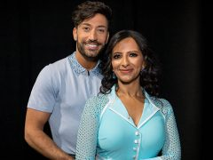 Ranvir and Giovanni Pic: BBC