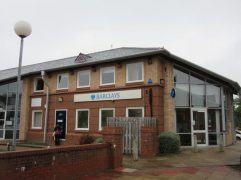 Barclays in Leyland town centre