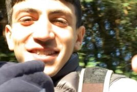 Sarmad Al-Saidi who died after being attacked in Deepdale on 23 December Pic: Justgiving