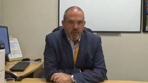 Leader of South Ribble Borough Council Paul Foster