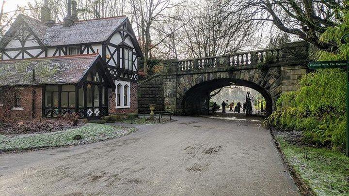Frosty Avenham Park Pic: @sudhir.panchani