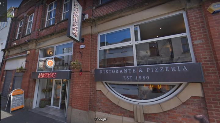 Angelo's restaurant, Pic: Google