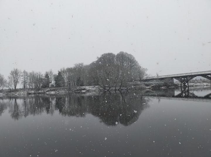 A snowy River Ribble Pic: @jcwildman