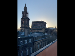 View from The Shankly Hotel rooftop Pic: Signature Living