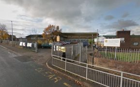Lea Community School in Greaves Town Lane Pic: Google