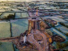 Preston Western Distributor from above Pic: CJ Green