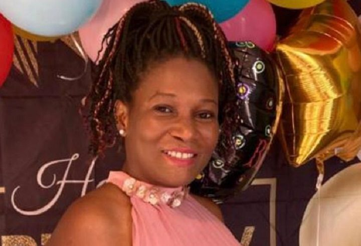Shirley-Ann Dumbuya Pic: Greater Manchester Police