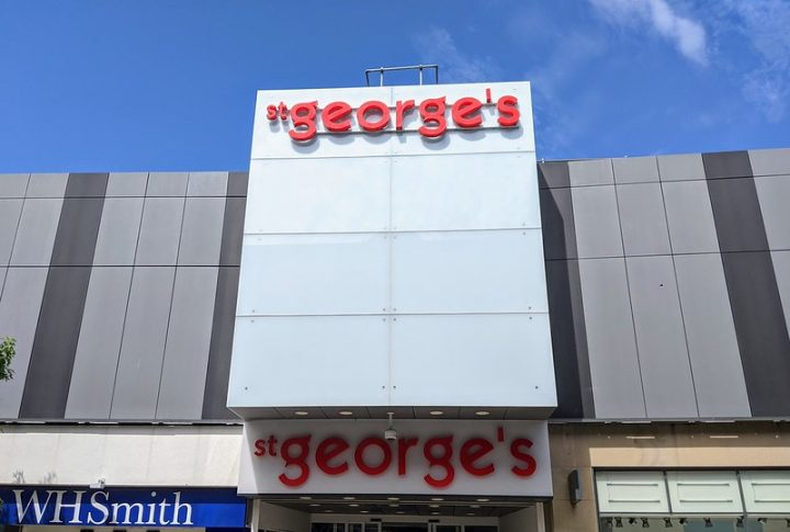 St George's Shopping Centre in Fishergate Pic: Tony Worrall