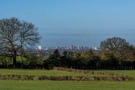 The skyline of Preston Pic: Mick Gardner