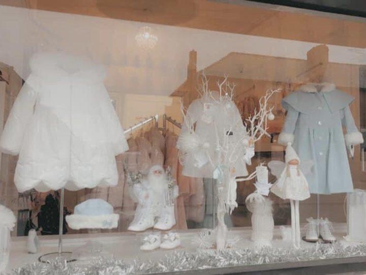 Melissa Louise Children's Boutique window display