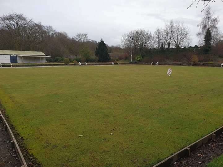 Penwortham bowling green Pic: South Ribble Police