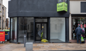 Empty stores on Preston high street. Pic: Lee Sutton