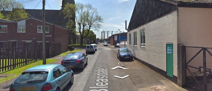 Bleasdale Street East, pic: Street view