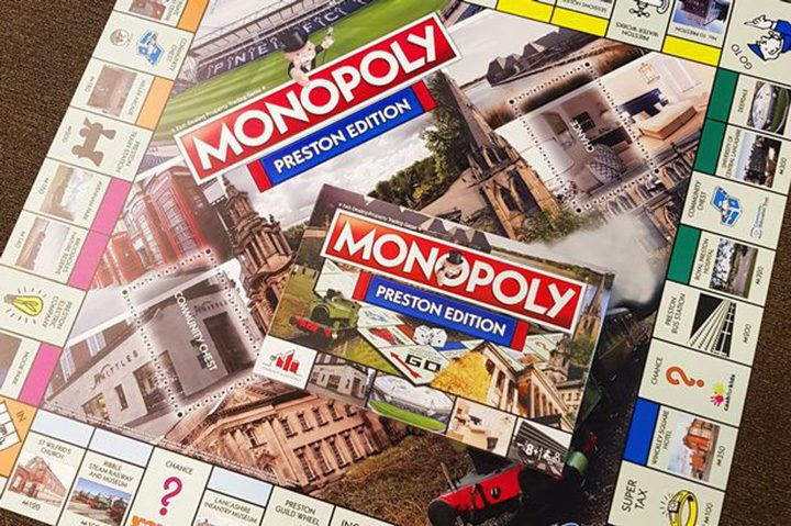 Preston Monopoly Pic: Daniel Burt