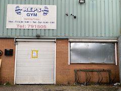 Reps Gym exterior