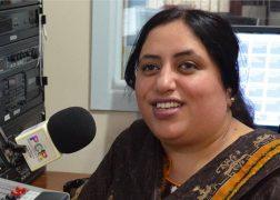 Saima Ashraf Pic: Pendle Community Radio Awaz 103.1FM