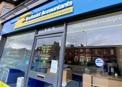 The TaxAssist Preston office Garstang Road