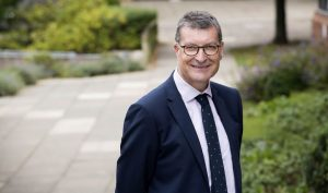 UCLan Vice Chancellor Professor Graham Baldwin