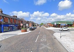 Station Road in Bamber Bridge Pic: Google