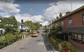 Walton Green, Walton-le-Dale. Pic: Google