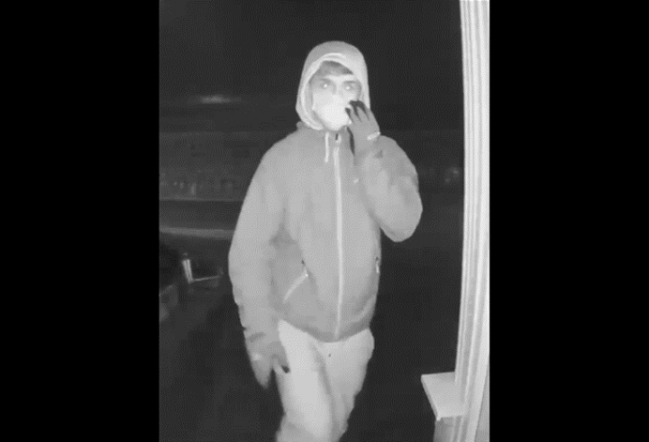 South Ribble appealing for identity of this male. Pic: South Ribble police