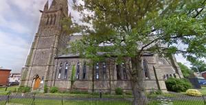 St Luke's church. Pic: Google