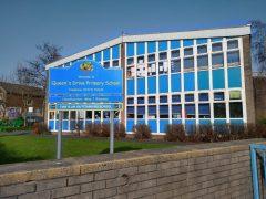 Queen's Drive Primary School. Pic: Blog Preston