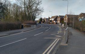 Black Bull Lane cordoned off by police Pic: Blog Preston