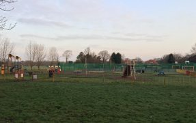 Haslam Park's playground has reopened Pic: Blog Preston