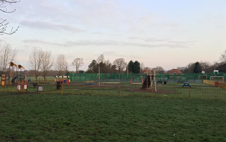 Haslam Park's playground has reopened Pic: Blog Preston