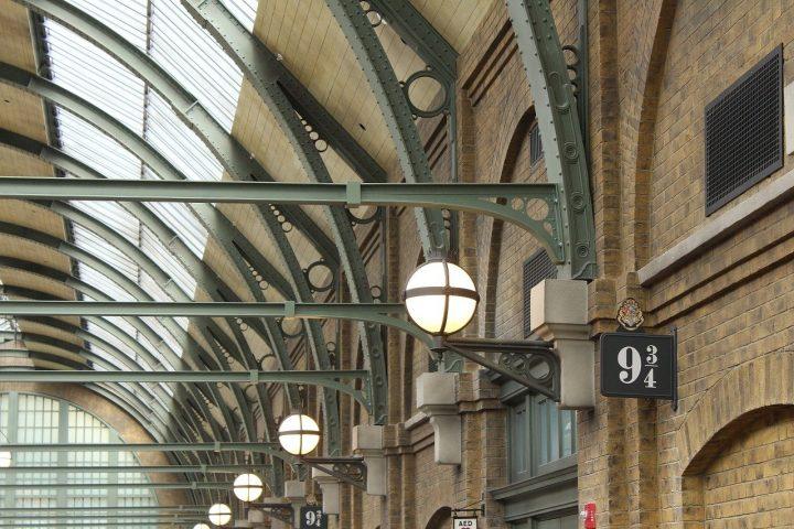 Platform 9 3/4. Pic: mmdexe