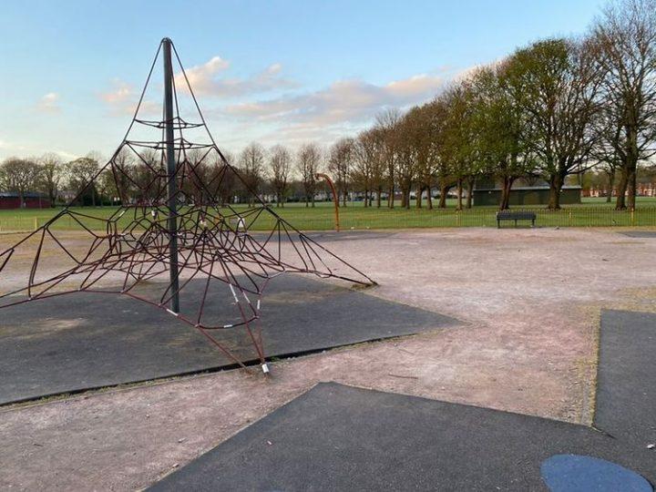 Waverly park.