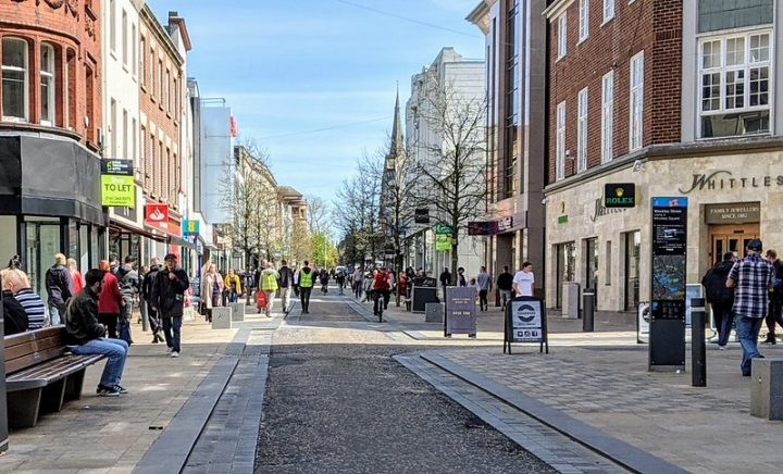 A sunny day in Fishergate Pic: Tony Worrall