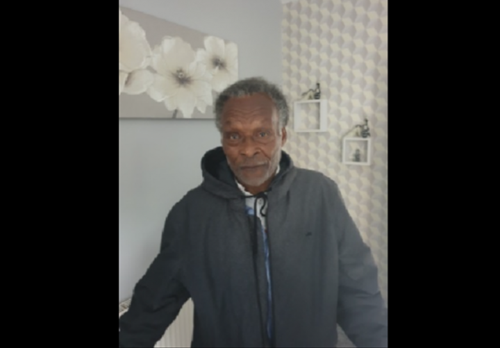 Winston Daley, 77. Pic: Preston police