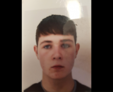 Missing Oscar Davies, 17 from Leyland. Pic: Police