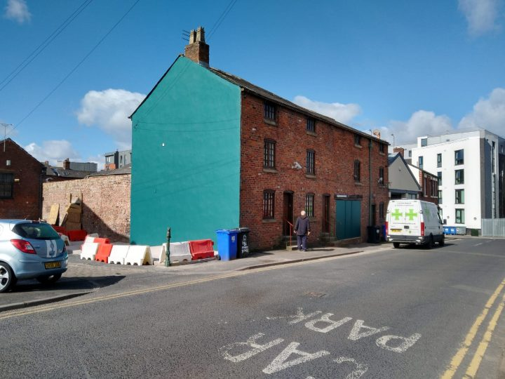 Location of the new bar Market Street Social. Pic: Blog Preston