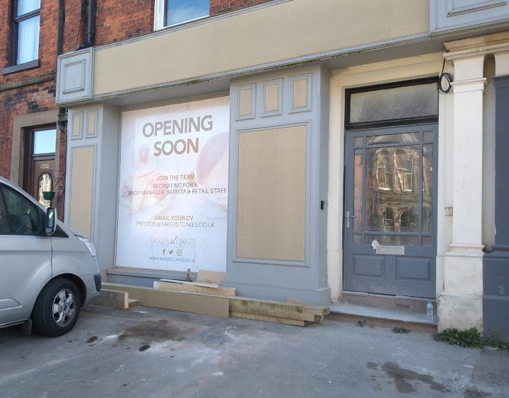 A new bakery is planned for Garstang Road in Fulwood Pic: Blog Preston