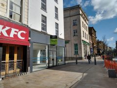 The building in Fishergate on the corner with Fox Street proposed for apartments Pic: Blog Preston