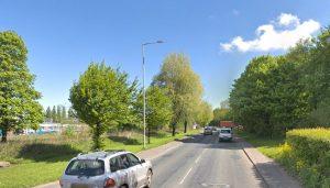 Longridge Road towards Preston Crematorium Pic: Google
