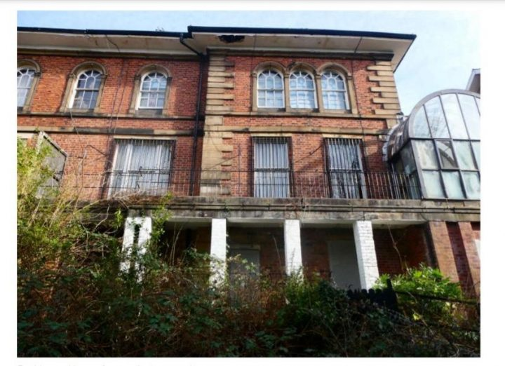 Previously a hostel, the address will become supported accommodation.