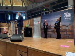 Conservative win in Preston