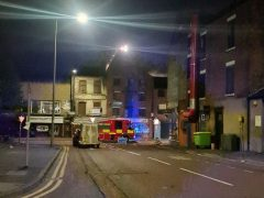 Church Street nightclub fire Pic Andrew Forster