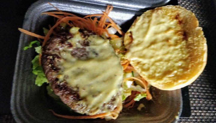 Jam Bowl burger