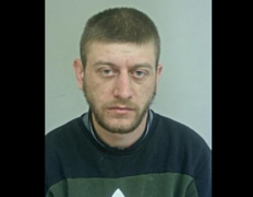 Simon Allonby, 28, from Preston, who is wanted on recall to prison for breach of licence. Pic: Preston police