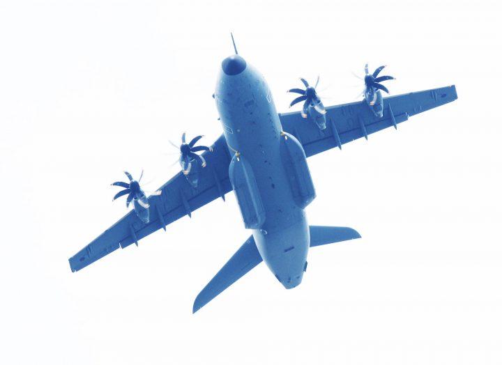 RAF A400 Atlas Pic: Roger Goodwin